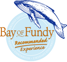 Bay of Fundy Recommended Experience [logo]