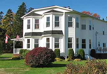 Parrsboro Mansion Inn