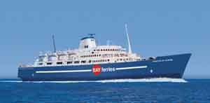 Bay Ferries' Princess of Acadia