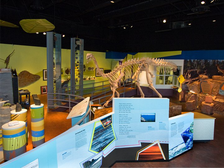 Fundy-Geological-Museum
