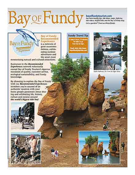 Places Archive - Bay of Fundy